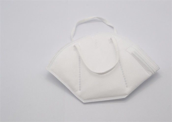 Anti - Bacterial N95 Disposable Masks Single Use 3d Ear Hanging Public Protective